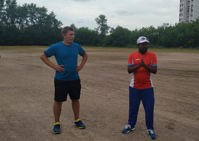 Курсы крикета для новичков стартовали в Москве
