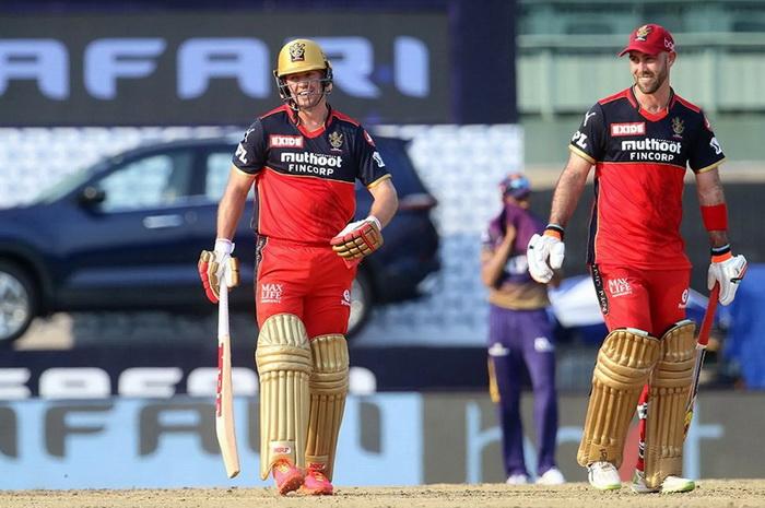 IPL 2021. Команда Вирата Кохли идет без поражений